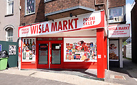 Nederland Zaandam 2020. Poolse supermarkt Wisla in Zaandam. Foto Berlinda van Dam / Hollandse Hoogte