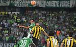 Atlético Nacional venció 2-0 a Peñarol de Uruguay en el Atanasio Girardot de Medellín, en un partido de la fase de grupos de la Copa Libertadores