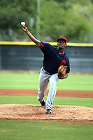 Diego Jimenez - Cleveland Indians 2015 extended spring training (Bill Mitchell)