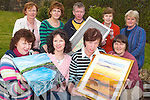 SCENIC PICTURES: West Kerry locals will be holding an art exhibtion of their work in Halla Le Cheile, Brandon on the 8th of April. Front l-r were: Mary Ni Breathnach, Paula Ni Breathnach, Carmel Ui Shea and Jan Ui Scannlain. Back l-r were: Bernie Slattery, Deirdre Ui Loinsigh, Seamus ODubhda, Peigi Mhic Ghearailt and Olga Demery..