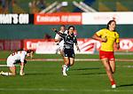 Emily Hsieh, Womens Sevens on 29 November, Dubai Sevens 2018 at The Sevens for HSBC World Rugby Sevens Series 2018, Dubai - UAE - Photos Martin Seras Lima