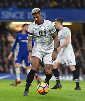 Patrick van Aanholt of Palace <br /> Londra 10-03-2018 Premier League <br /> Chelsea - Crystal Palace<br /> Foto PHC Images / Panoramic / Insidefoto <br /> ITALY ONLY