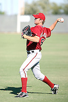 Robby Rowland - Arizona Diamondbacks - 2010 Instructional League.Photo by:  Bill Mitchell/Four Seam Images..