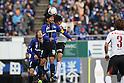Tomokazu Myojin (Gamba), MARCH 10, 2012 - Football / Soccer : 2012 J.LEAGUE Division 1, 1st sec match between Gamba Osaka 2-3 Vissel Kobe at Expo'70 Commemorative Stadium, Osaka, Japan. (Photo by Akihiro Sugimoto/AFLO SPORT) [1080]