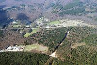 Deutschland, Schleswig- Holstein, Friedrichsruh, Am Saegewerk, L314, Brahmhorst, Am Museum , Rosenstrasse, Strassenneubau, Sachsenwald