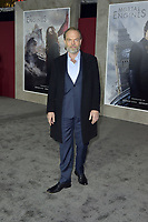 Hugo Weaving at the premiere of 'Mortal Engines at the  Regency Village Theatre in Westwood, California on December 5, 2018. Credit: Action Press/MediaPunch ***FOR USA ONLY***