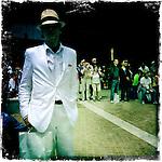 Roland Garros. Paris, France. May 31st 2012.Place des Mousquetaires.