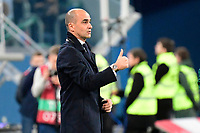 Roberto Martinez head coach of Belgian Team  <br /> Saint Petersbourg  - Qualification Euro 2020 - 16/11/2019 <br /> Russia - Belgium <br /> Foto Photonews/Panoramic/Insidefoto <br /> ITALY ONLY