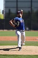 Adam Choplick - 2016 Texas Rangers (Bill Mitchell)