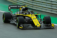 15th November 2019; Autodromo Jose Carlos Pace, Sao Paulo, Brazil; Formula One Brazil Grand Prix, Practice Day; Nico Hulkenberg (GER) Renault Sport F1 Team RS19 - Editorial Use