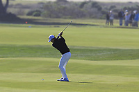 Sang-Moon Bae (KOR) plays his 3rd shot on the 6th hole of Monterey Peninsula CC during Saturday's Round 3 of the 2018 AT&amp;T Pebble Beach Pro-Am, held over 3 courses Pebble Beach, Spyglass Hill and Monterey, California, USA. 10th February 2018.<br /> Picture: Eoin Clarke | Golffile<br /> <br /> <br /> All photos usage must carry mandatory copyright credit (&copy; Golffile | Eoin Clarke)