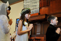 2014 HSPS First Communion Mass  3