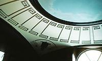 Sir John Soane: Pitshanger Manor, London. Ceiling of The Breakfast Room, 1800-1810. Photo '87.