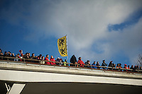 high crowd<br /> <br /> 2014 UCI cyclo-cross World Championships, Elite Men