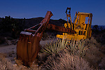 Abandoned Steam Shovel