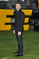 Travis Knight at the &quot;Bumblebee&quot; film cast photocall, Potters Fields Park, Tower Bridge Road, London, England, UK, on Wednesday 05 December 2018.<br /> CAP/CAN<br /> &copy;CAN/Capital Pictures