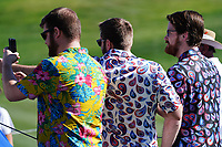 Fans dress for the occasion during the third round of the Waste Management Phoenix Open, TPC Scottsdale, Phoenix, USA. 31/01/2020<br /> Picture: Golffile | Phil INGLIS<br /> <br /> <br /> All photo usage must carry mandatory copyright credit (© Golffile | Phil Inglis)