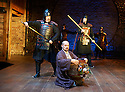 The Orphan of Zhao adapted by James Fenton. A Royal Shakespeare Company Production directed by Gregory Doran.  With Lloyd Hutchinson as General Han Jue, Graham Turner as Dr Cheng Ying, . Opens at Swan Theatre at Stratford Upon Avon on 8/11/12. CREDIT Geraint Lewis