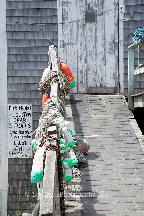 Monhegan Fish Market