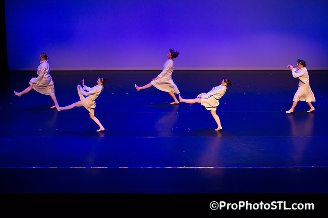 Ashleyliane Dance Company presenting Eternal Explosion showcase at Edison Theatre at Washington University in St. Louis, MO on May 18, 2014.