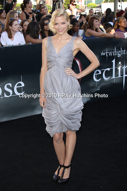 "Jamie King.2010 Los Angeles Film Festival - ""Eclipse"" Premiere.Nokia Theatre L.A. Live.Hollywood, CA.June 24, 2010.©2010 Hutchins Photo...."