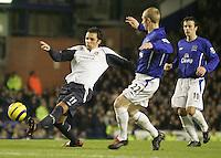 051214 Everton v West Ham Utd