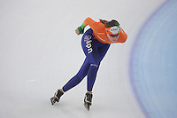 SPEEDSKATING: SOCHI: Adler Arena, 21-03-2013, Training, Lotte van Beek (NED), © Martin de Jong
