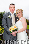 Fiona Brosnan, Newmarket, daughter of Timmie and Mary Brosnan, and Paudie Breen, Ballydesmond, son of Danny and Liz Breen were married by Fr. Fitzgerald at St. Mary's Church Newmarket on Saturday 21st February 2015 with a reception at Ballygarry House Hotel