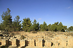 Ramat Rachel Archaeological park