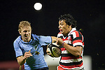 Counties Manukau Under 16 vs Northland U16 rugby game held at Bayer Growers Stadium on Thursday 2nd September 2010. Counties Manukau won the game.