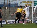East Fife FC v Ayr United FC 15 March 2014