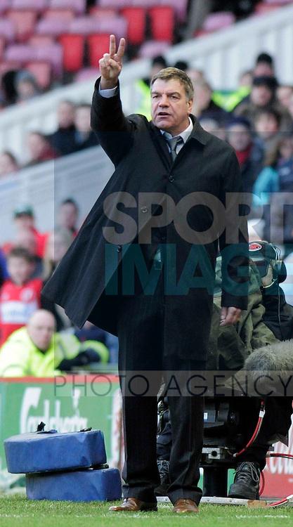 Blackburn's Sam Allardyce.