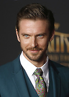 www.acepixs.com<br /> <br /> March 2 2017, LA<br /> <br /> Dan Stevens arriving at the premiere of Disney's 'Beauty And The Beast' at the El Capitan Theatre on March 2, 2017 in Los Angeles, California.<br /> <br /> By Line: Famous/ACE Pictures<br /> <br /> <br /> ACE Pictures Inc<br /> Tel: 6467670430<br /> Email: info@acepixs.com<br /> www.acepixs.com