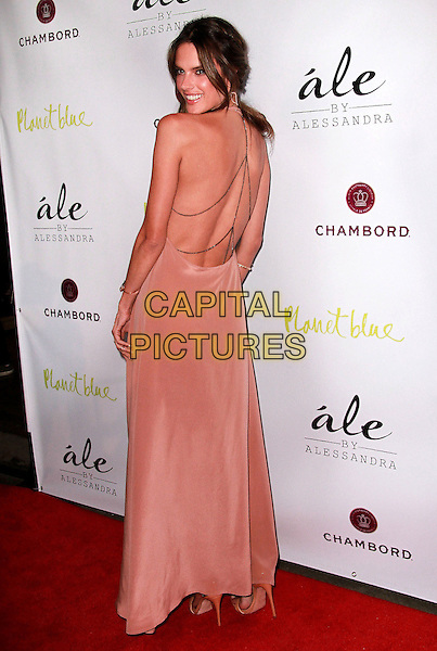 13 March 2014 - Beverly Hills, California - Alessandra Ambrosio. Alessandra Ambrosio. Alessandra Ambrosio Launch of &quot;ale by Alessandra&quot; held at Planet Blue.  <br /> CAP/ADM/TB<br /> &copy;Theresa Bouche/AdMedia/Capital Pictures