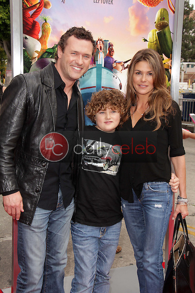 """Jason O'Mara<br /> at the """"Cloudy With A Chance of Meatballs 2"""" Los Angeles Premiere, Village Theater, Westwood, CA 09-21-13<br /> David Edwards/Dailyceleb.com 818-249-4998"""