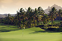 Anahita Golf Resort, Mauritius. Designed by Ernie Els Design. Photo Credit / Phil Inglis.....
