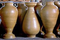Ceramicas de Maragojipinho. Foto de Zaida Siqueira.