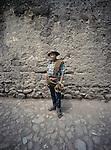 Man in Pisac Peru