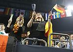 10.01.2019, Mercedes Benz Arena, Berlin, GER, Handball WM 2019, Deutschland vs. Korea, im Bild <br /> Deutsche Fans<br /> <br />      <br /> Foto © nordphoto / Engler