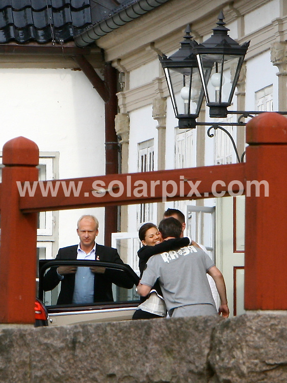 **ALL ROUND PICTURES FROM SOLARPIX.COM**.**SYNDICATION RIGHTS FOR UK AND SPAIN ONLY**.Crown Princess Victoria visited Crown Prince Frederik at his 41st birthday at Fredensborg Palace..JOB REF:  9102    CPR/Focus        DATE:  27.05.09.**MUST CREDIT SOLARPIX.COM OR DOUBLE FEE WILL BE CHARGED**.**ONLINE USAGE FEE GBP 50.00 PER PICTURE - NOTIFICATION OF USAGE TO PHOTO @ SOLARPIX.COM**.**CALL SOLARPIX : +34 952 811 768 or LOW RATE FROM UK 0844 617 7637**