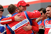 2017 Verizon IndyCar Series - Firestone Grand Prix of St. Petersburg<br /> St. Petersburg, FL USA<br /> Sunday 12 March 2017<br /> Sebastien Bourdais celebrating in victory lane<br /> World Copyright:Sam Cobb/LAT Images