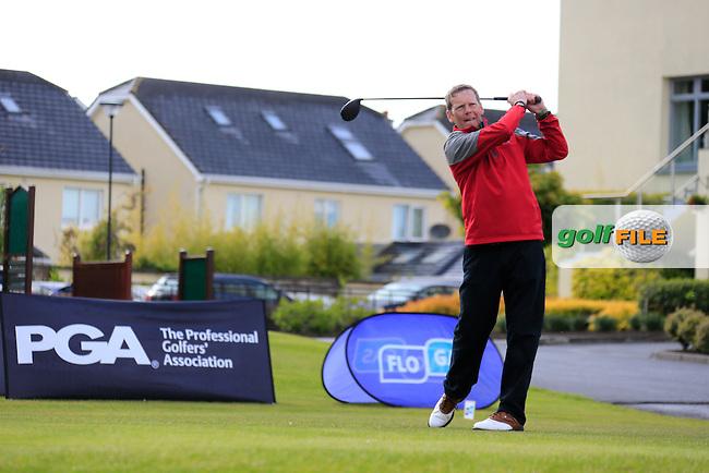 Flo Gas Pro - Am Knightsbrook Golf Club, Trim, Co Meath.<br /> Picture: Fran Caffrey / golffile.ie
