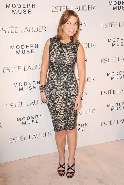 WWW.ACEPIXS.COM<br /> September 12, 2013...New York City<br /> <br /> Savannah Guthrie attending the Estee Lauder 'Modern Muse' Fragrance Launch Party at the Guggenheim Museum on September 12, 2013 in New York City.<br /> <br /> Please byline: Kristin Callahan/Ace Pictures<br /> <br /> Ace Pictures, Inc: ..tel: (212) 243 8787 or (646) 769 0430..e-mail: info@acepixs.com..web: http://www.acepixs.com