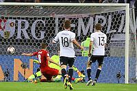 08.10.2016: Deutschland vs. Tschechische Republik