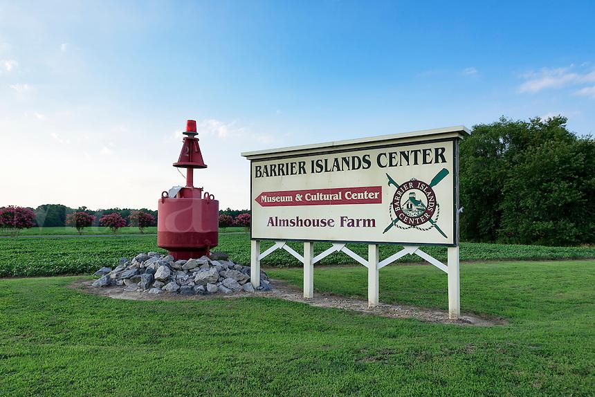 Eastern Shore of Virginia Barrier Islands Center, Machipongo, Northampton County, Virginia, USA