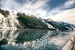 Alaska Voyage Near College Fjord
