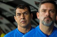 São Paulo (SP), 10/10/2019 - CORINTHIANS-ATHLETICO - Fábio Carille (técnico) do Corinthians. Corinthians e Athletico, pela 24ª rodada do Campeonato Brasileiro 2019, na Arena, em Itaquera zona leste de SP, nesta quinta-feira (10).
