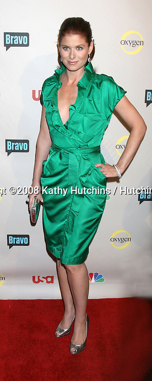 Debra Messing  arriving at the NBC TCA Party at the Beverly Hilton Hotel  in Beverly Hills, CA on.July 20, 2008.©2008 Kathy Hutchins / Hutchins Photo .