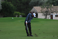 Robin Sciot Siegrist (FRA) on the 15th fairway during Round 4 of the Challenge Tour Grand Final 2019 at Club de Golf Alcanada, Port d'Alcúdia, Mallorca, Spain on Sunday 10th November 2019.<br /> Picture:  Thos Caffrey / Golffile<br /> <br /> All photo usage must carry mandatory copyright credit (© Golffile | Thos Caffrey)