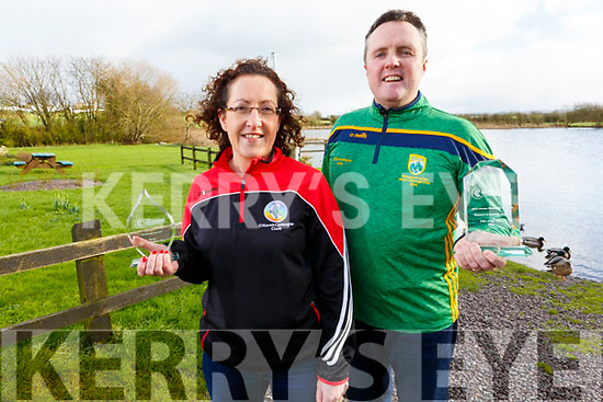 "Margaret Carroll of CillardCamogieClub was theKerryrecipient of a ""Volunteer of the Year"" Award andKerryPRO Risteárd Ó Fuaráin received the 'PRO of the Year"" award at the Camogie Association awards in Dublin on Saturday night."